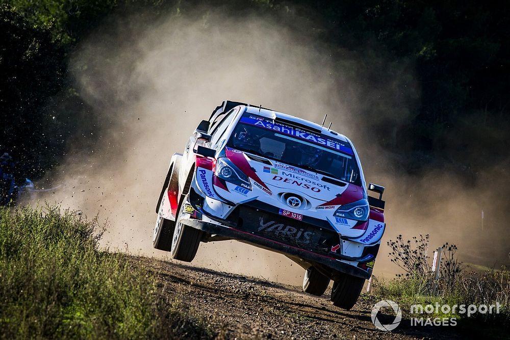 Sébastien Ogier rempile pour 2021 avec Toyota en WRC