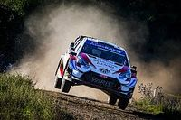 Ogier extends WRC stay with new Toyota contract