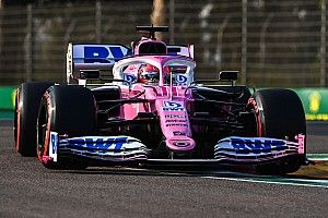 "Perez says costly final pitstop ""didn't make sense"""