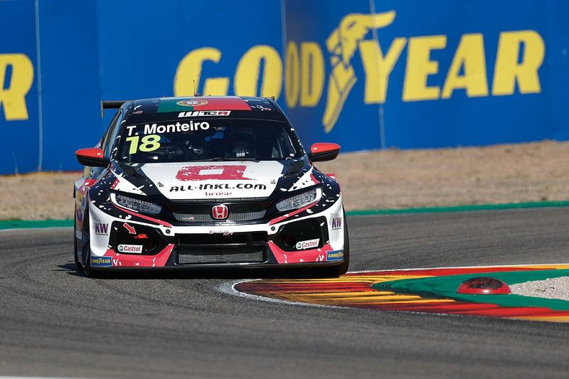 "WTCR title hungry Monteiro still believes he ""can do it"""