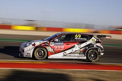 WTCR: Michelisz e Vernay con l'Alfa Romeo in Pole ad Aragón