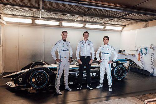Mercedes mantiene su alineación de pilotos en Fórmula E para 2021