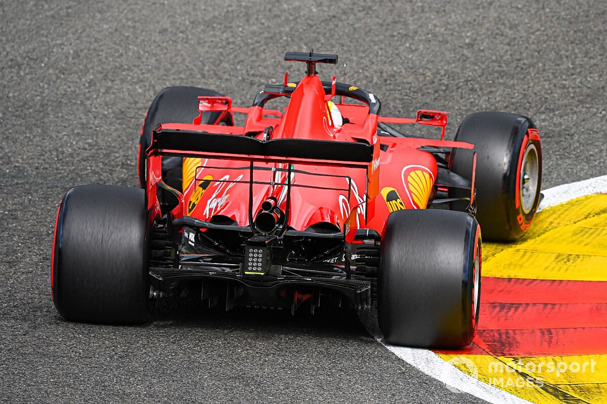 Q2 exit 'not a surprise' for Ferrari - Vettel