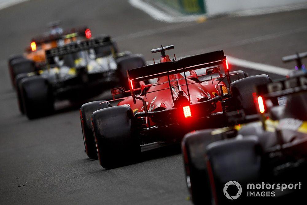Binotto explica el aciago GP de Bélgica de F1 de Ferrari