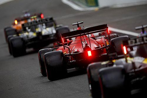 Prawdziwy obraz formy Ferrari