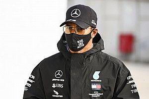 """Hamilton: renovar con Mercedes es """"probablemente"""" una formalidad"""