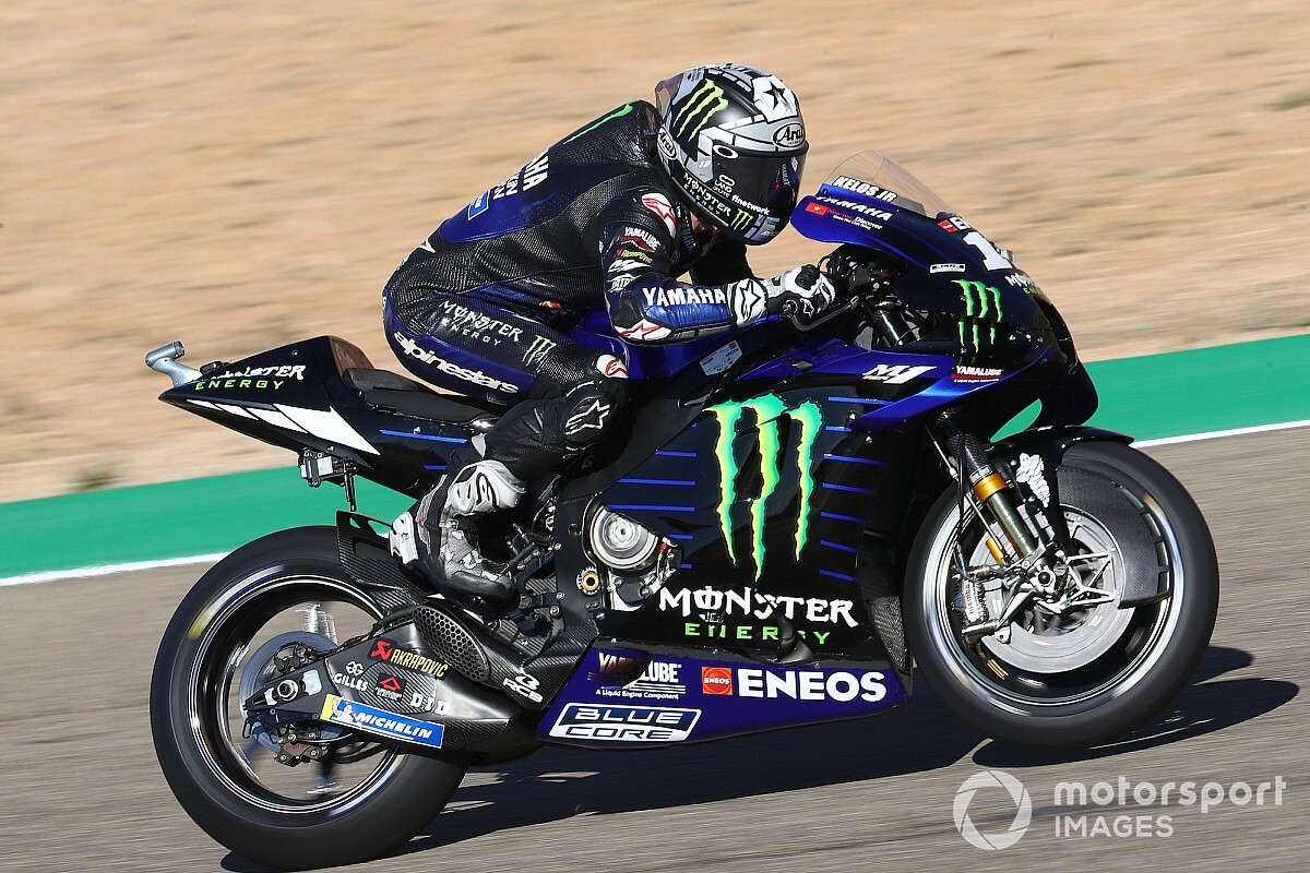 "Yamaha ""not giving up"" on top speed despite engine freeze"