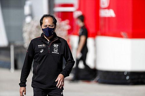 A Honda is csalódott Verstappen kiesése miatt