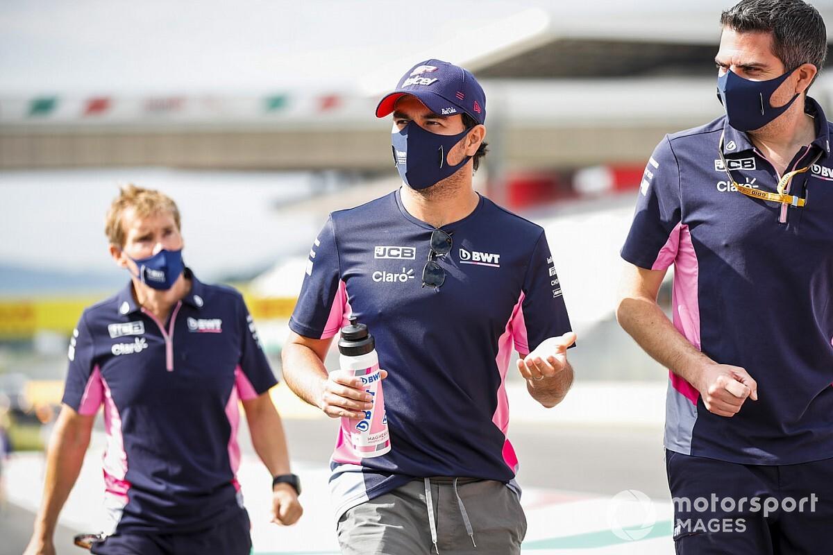 Racing Point: Perezzel tudattuk, hogy tárgyalunk Vettellel