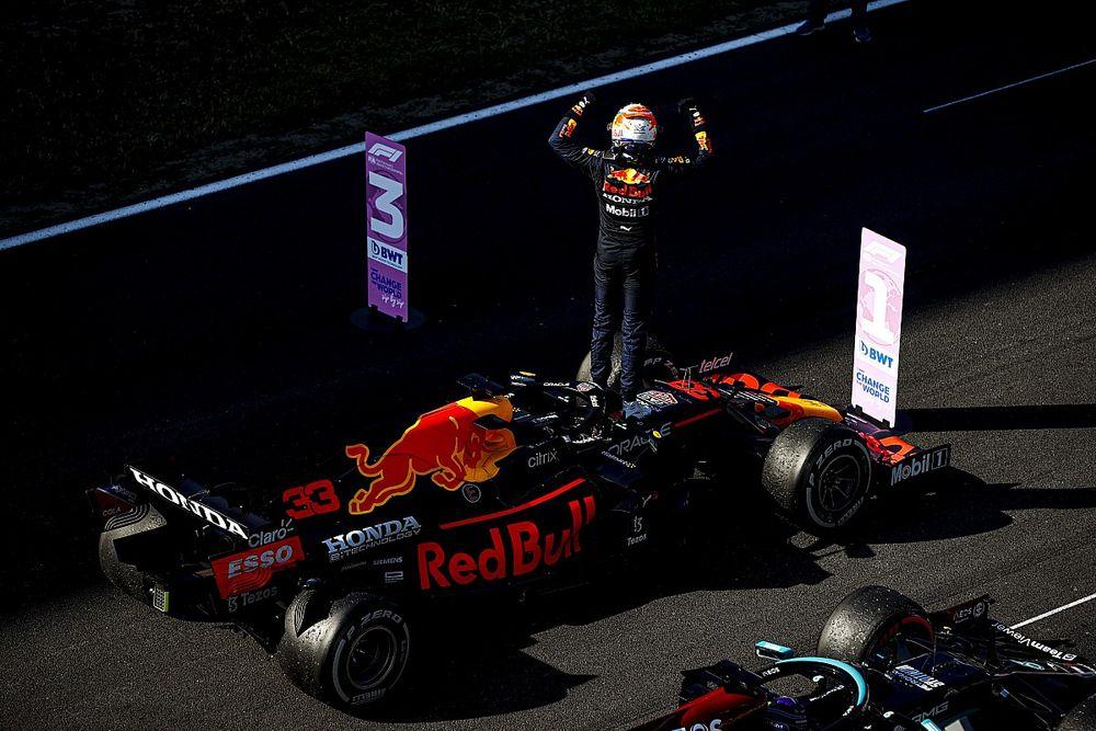 GALERÍA: mejores fotos del GP de Países Bajos F1