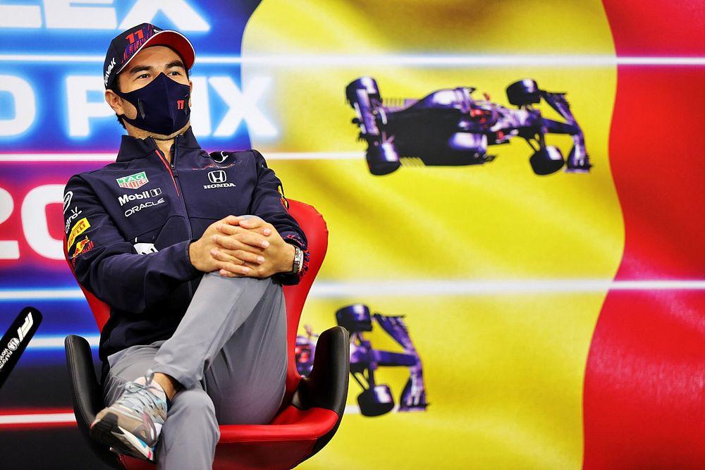 Dès juillet, Pérez savait qu'il allait rester chez Red Bull