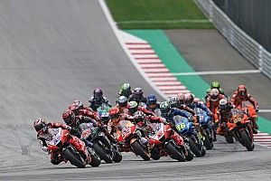MotoGP finalises 2021 calendar with Argentine GP officially cancelled