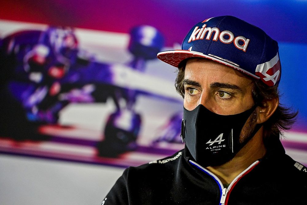 """Alonso: """"La Sprint Quali? La F1 decida cosa fare nel 2022"""""""