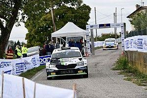 CIR, Rally Due Valli, PS1: Basso apre al top con la Skoda