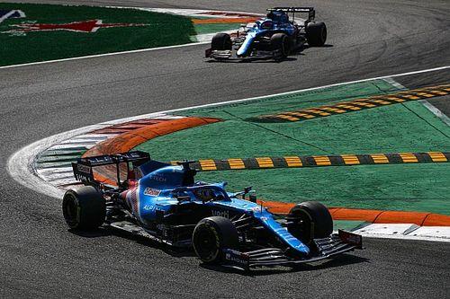"""Alonso: """"Conseguimos un resultado que no merecíamos"""""""