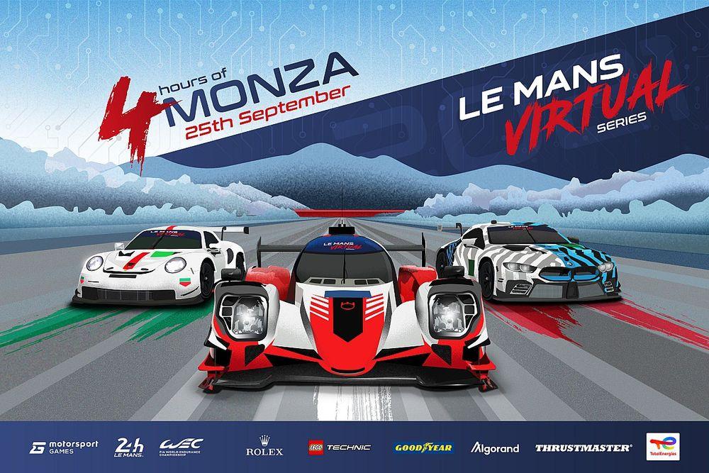 Le Mans Virtual Series: i piloti sono pronti per il primo round al Tempio della velocità in Italia
