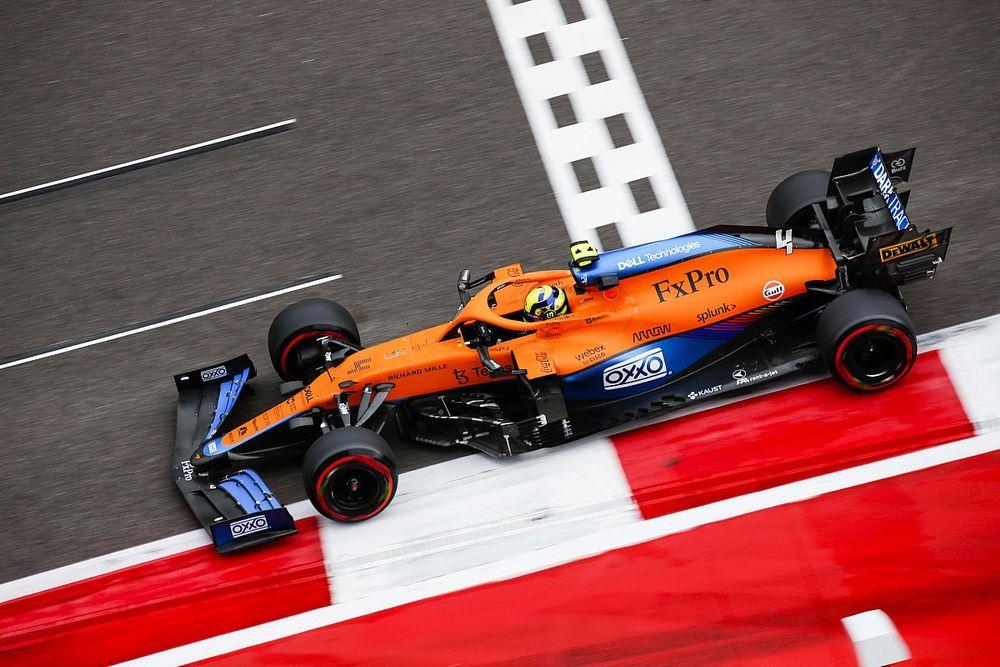 """Leclerc: """"Es cuestión de tiempo para que Norris gane en F1"""""""