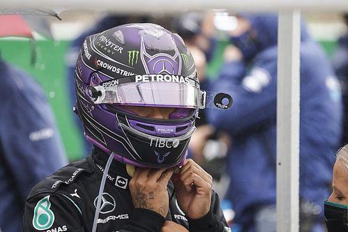 """F1: """"Isso vai me assombrar pelo resto da vida"""", diz Hamilton sobre 'bomba louca' em banheiro de Spa"""