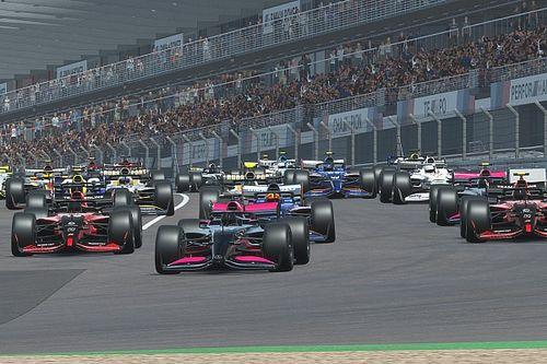 Mercedes-AMG Petronas retains Formula Pro Series lead