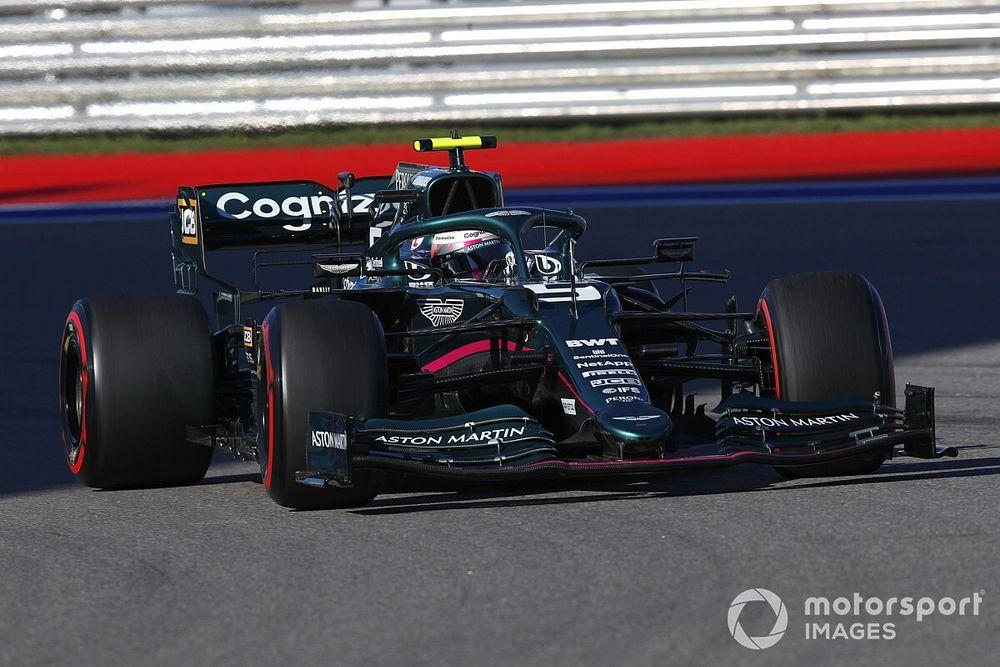 Sebastian Vettel Senang Akhirnya Temukan Keseimbangan AMR21
