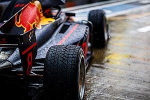 فورمولا 2: الأمطار الغزيرة تتسبب بتأجيل السباق القصير في سوتشي
