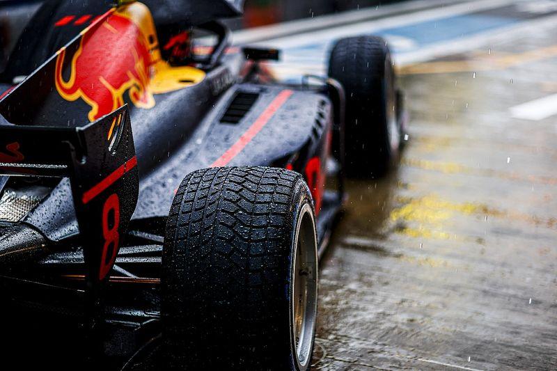 Eerste sprintrace F2 in Sochi uitgesteld vanwege zware regen