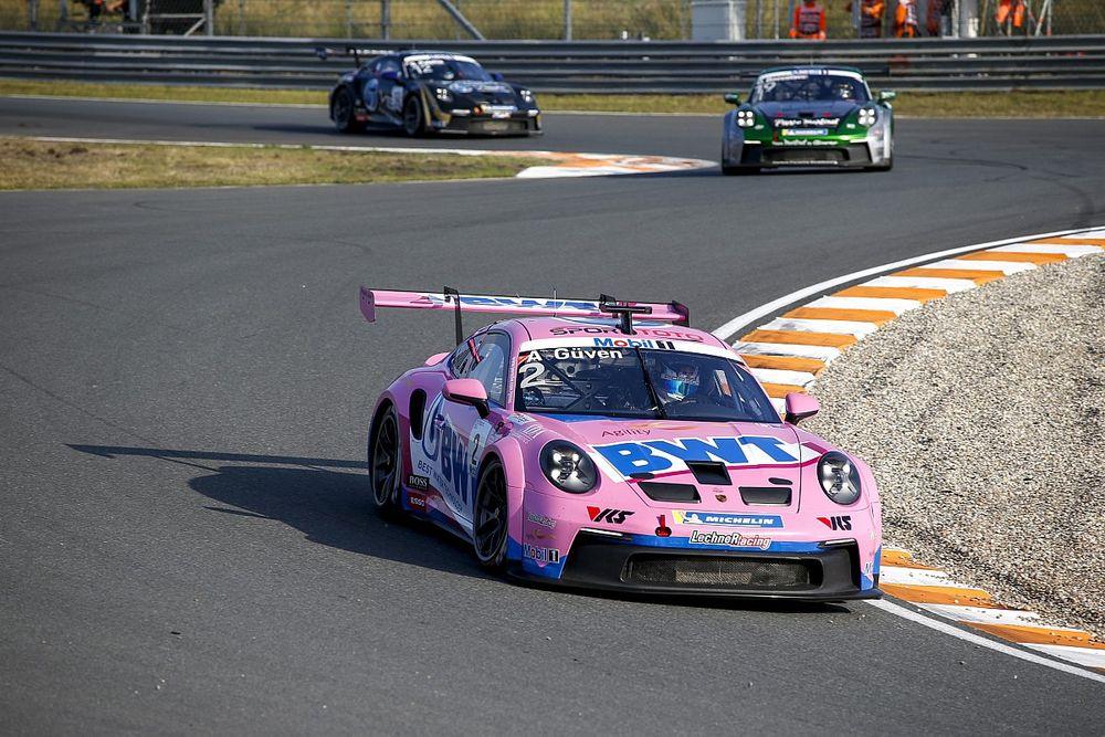 Porsche Supercup Zandvoort: Heinrich pole'de, Ayhancan üçüncü oldu