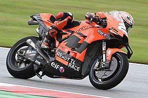 Lecuona lidera la segunda práctica de MotoGP en el Red Bull Ring