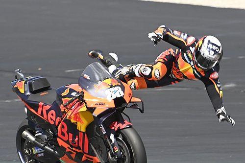 Oliveirának lehet, hogy ki kell ülnie a MotoGP Stájer Nagydíját