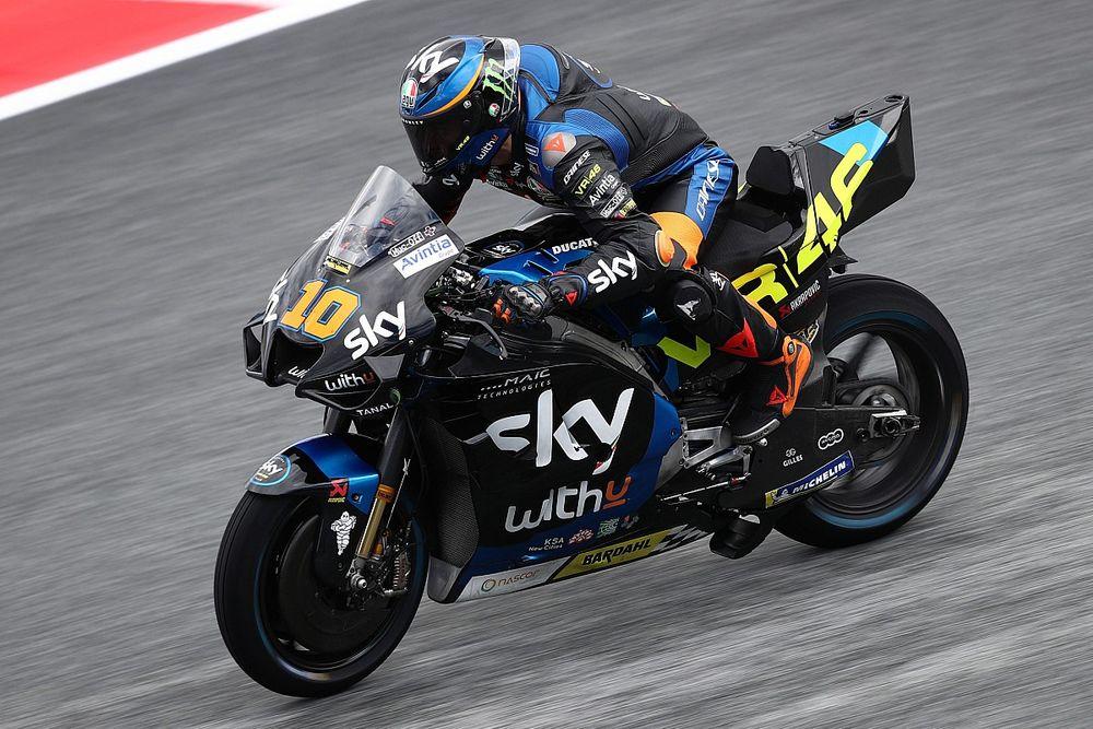 MotoGP: Marini svela i segreti dell'holeshot Ducati