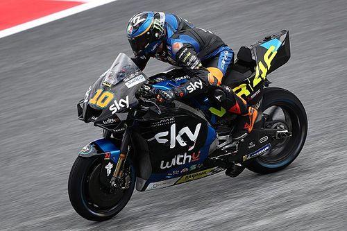 Luca Marini Puas dengan Performa Holeshot Ducati