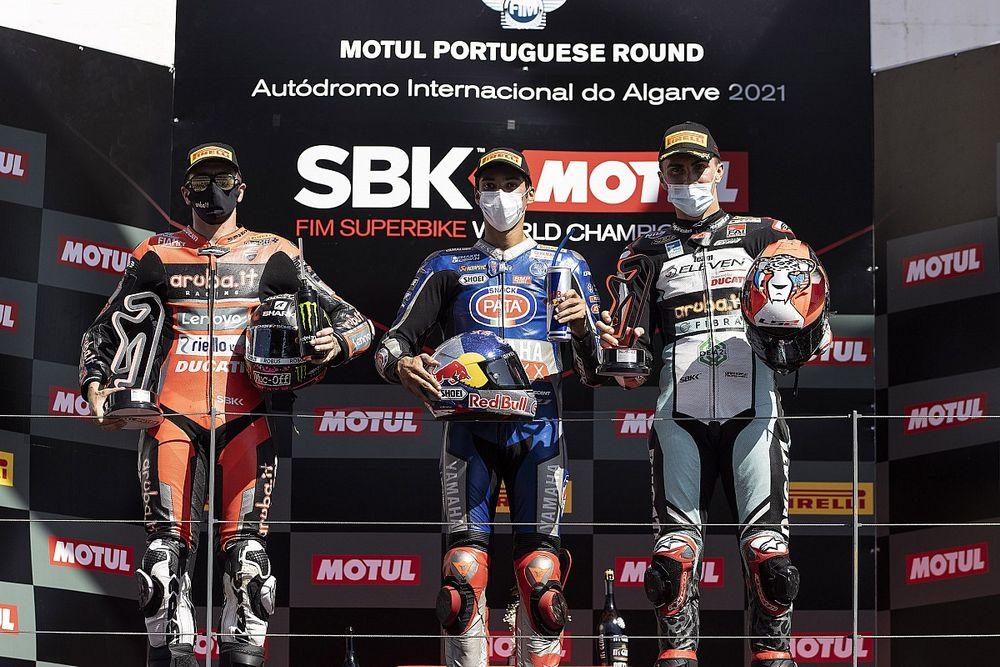 Podium Ketiga Race 1 di Portimao Jadi Liburan Terbaik Loris Baz