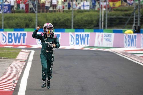 Aston Martin, Vettel'in diskalifiyesine itiraz etmeye hazırlanıyor!