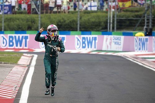 Vettel en riesgo de perder su podio por una muestra de combustible