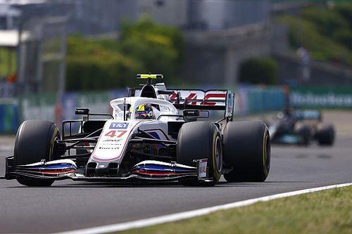 Steiner 'voorzichtig optimistisch' dat Haas kan terugkeren in middenmoot