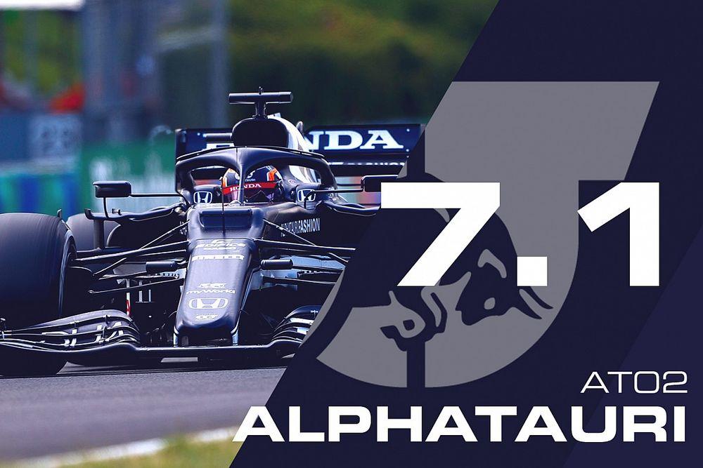 Tussenrapport AlphaTauri: Consolideren, gewenste stap blijft nog uit