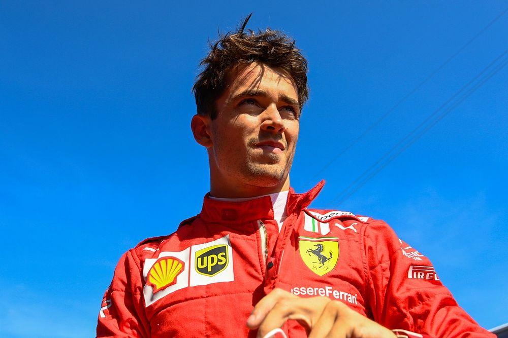 """Leclerc: """"Monza difficile per noi. Bello il format del weekend"""""""