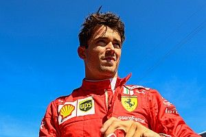 Leclerc: Monza es uno de los circuitos más difíciles para Ferrari