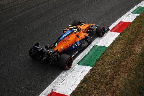 """Norris: Missing P3 in Monza F1 qualifying """"sucks"""""""