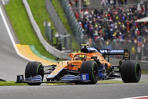 McLaren verwacht power unit Norris te kunnen redden