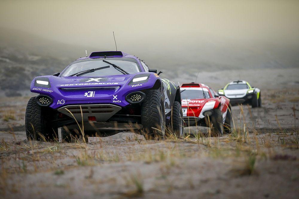 Arctic X-Prix: X44, Andretti United claim dramatic semi-final wins