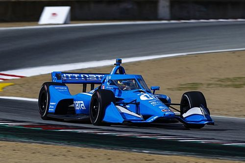"""Palou """"cannot relax"""" in IndyCar finale despite strong points lead"""
