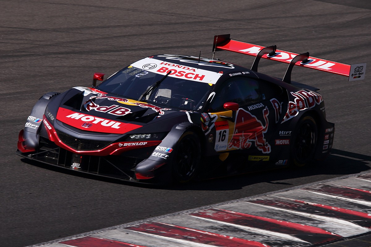 Thumb for article title Autopolis SUPER GT: Mugen Honda claims pole by 0.007s