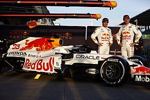 Red Bull revela su decoración homenaje a Honda para Turquía