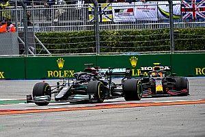 Red Bull Racing Berharap Lewis Hamilton Pakai Mesin Keempat