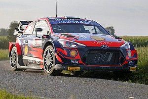 Три Hyundai лидируют в Ралли Бельгия после 1-го дня
