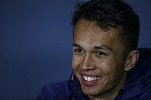 Perto da Toro Rosso, Albon deixa testes da Fórmula E