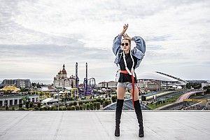 Гран При России: лучшие фото четверга