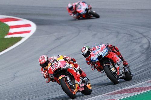 Márquez a tout tenté pour affaiblir les Ducati