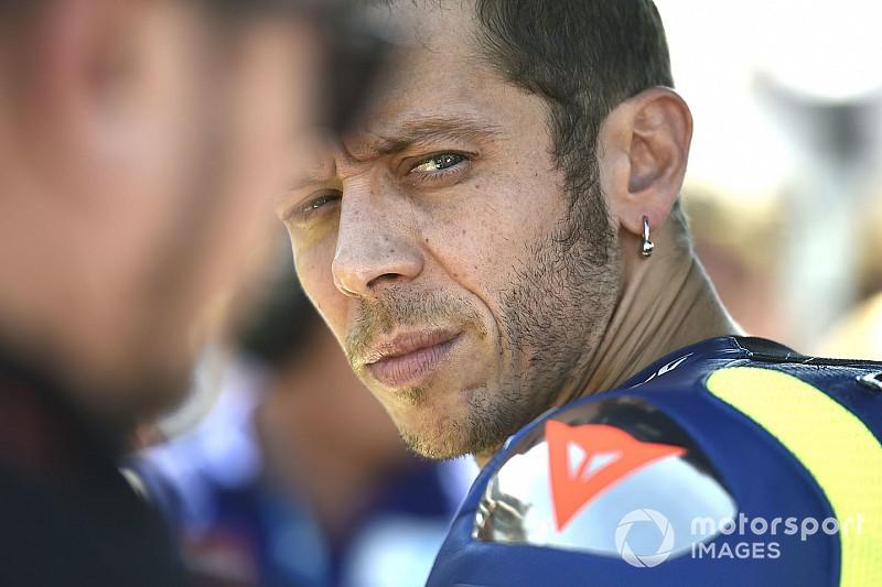 Rossi: Le projet de Yamaha? On ne le connaît pas